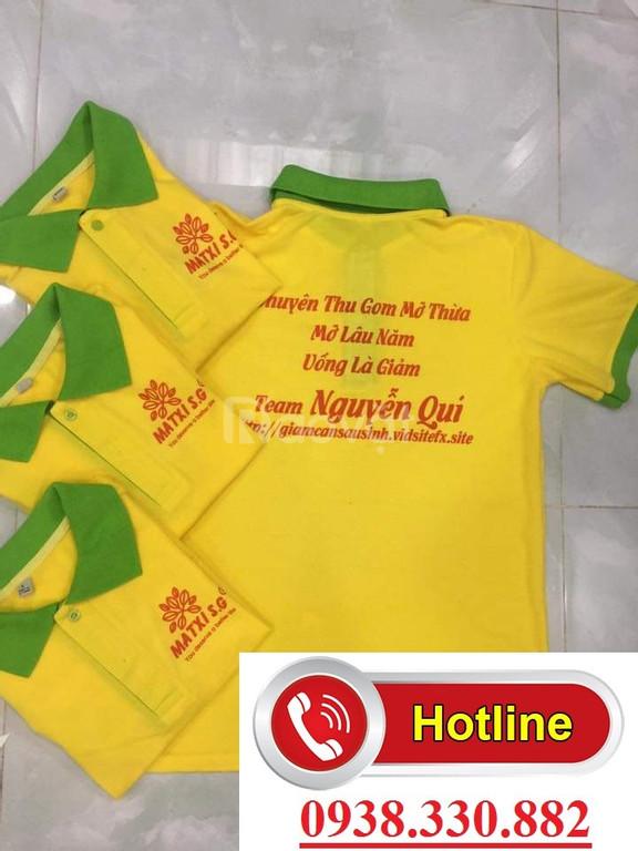 Xưởng may áo thun đồng phục quà tặng giá rẻ