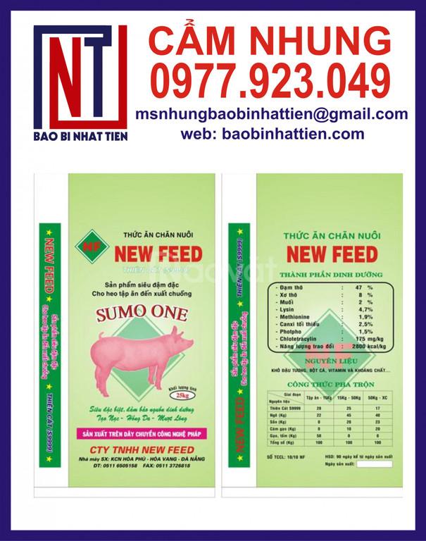 Bao bì đựng thức ăn gia súc