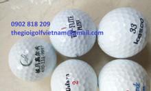 In logo lên bóng golf nhanh, đẹp, rẻ