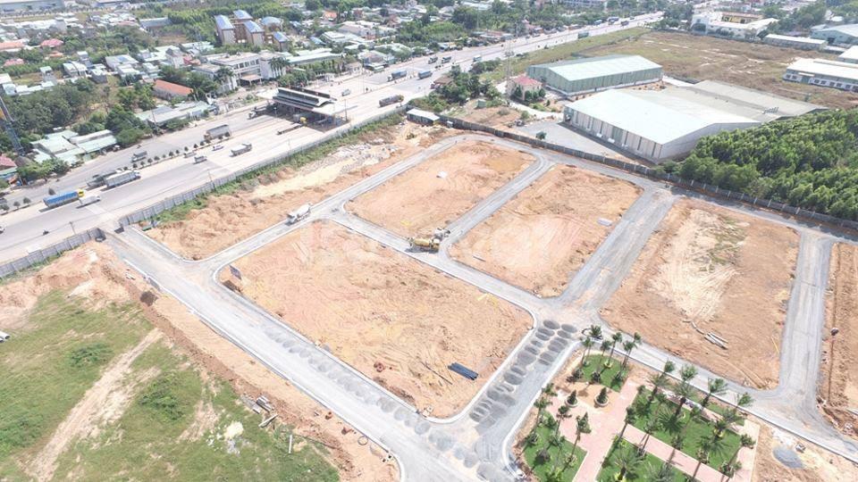 Bán đất nền sân bay quốc tế Long Thành QM 6ha 650tr/nền 110m2