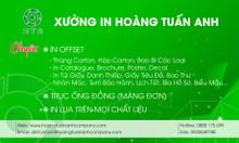 In catalogue giá rẻ tại TPHCM