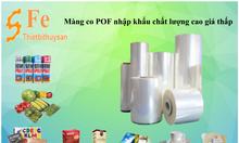 Màng co POF giá rẻ thị trường Hà Nội