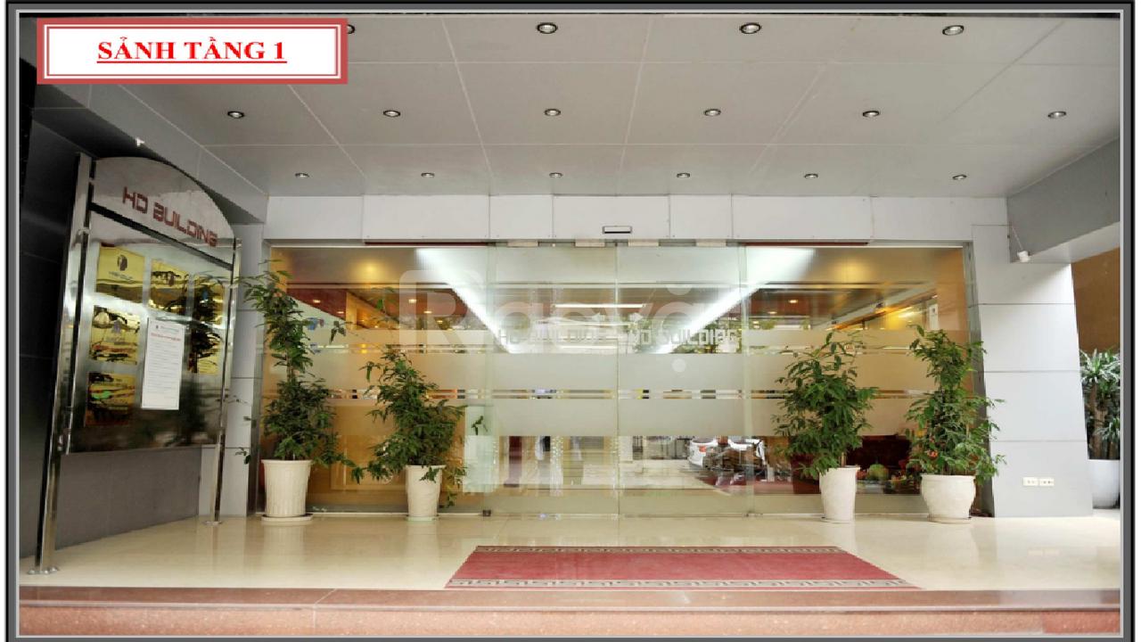 Cho thuê văn phòng cao cấp Hoàng Đạo thúy, Thanh Xuân từ 30- 120m2