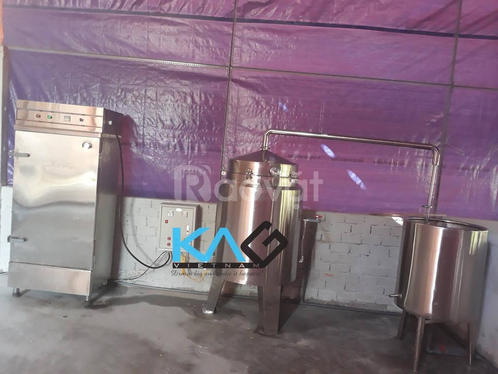 Bộ sản phẩm nấu rượu chất lượng giá tốt thị trường
