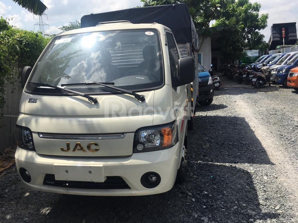 Bán xe tải Jac (990kg-1T25-1T49) giá 308tr