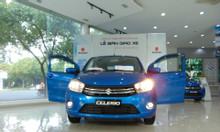 Suzuki Celerio giảm ngay 11 triệu và bộ phụ kiện cao cấp