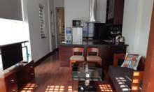 Cho thuê căn hộ Linh Lang 55m2, 1PN, đủ đồ, giá chỉ 550usd/tháng