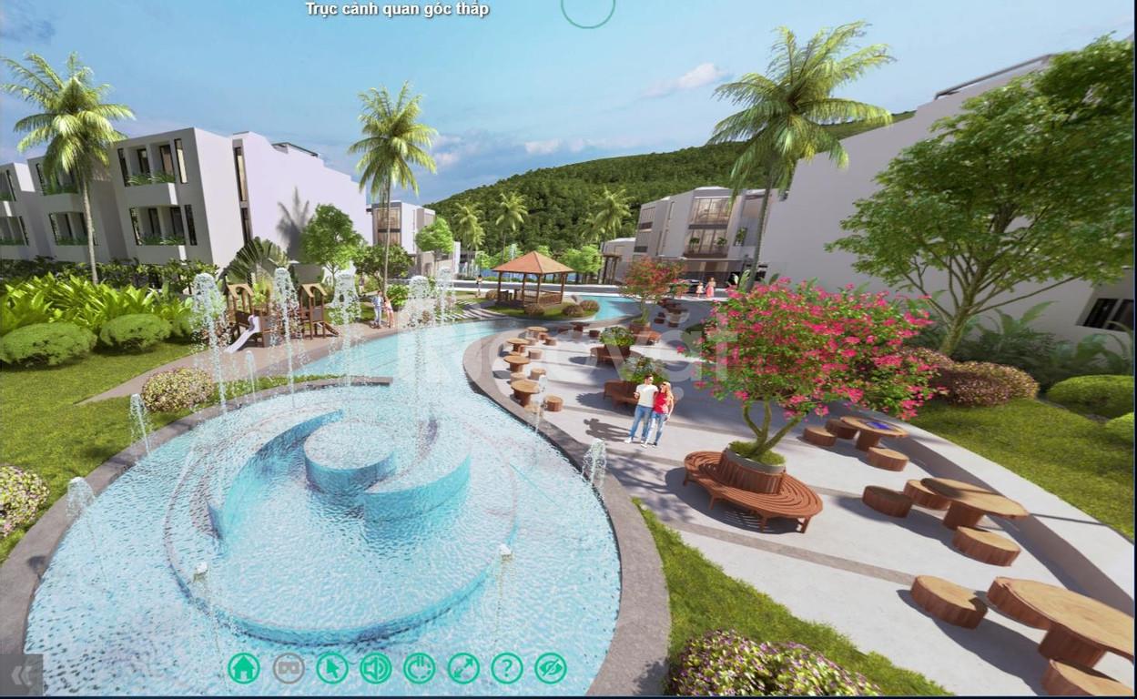 Biệt thự nghỉ dưỡng Nha Trang - DamEva lợi nhuận lên tới 1,5 tỷ/năm