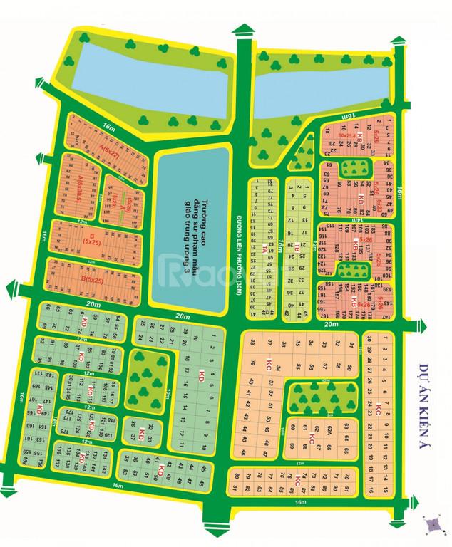 Bán đất dự án Kiến Á - Nam Long, đường Đỗ Xuân Hợp quận 9