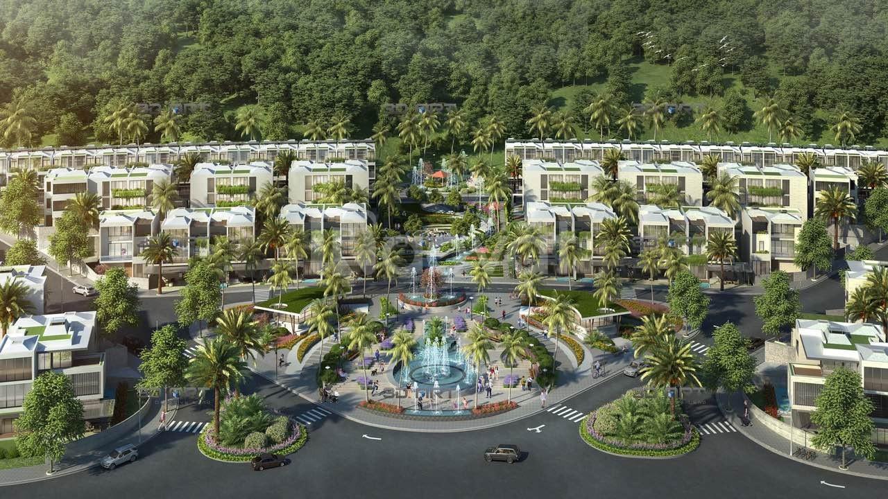 DamEva Residences - biệt thự nghỉ dưỡng Nha Trang