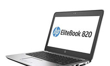 Laptop Hp Elitebook 820G3 i5 6200 8G 256G 12.5in Quá đẹp cho Boss