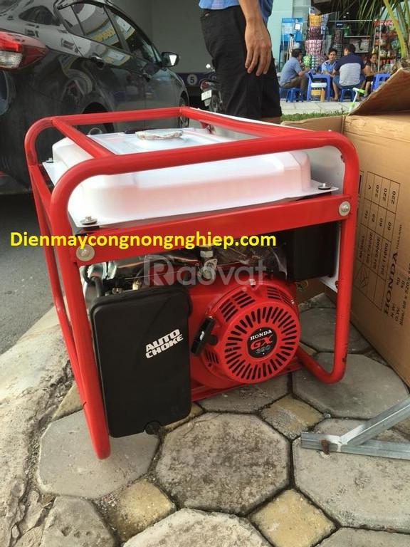 Thanh lý máy phát điện honda Thái Lan SH7500ex-5kw giá rẻ