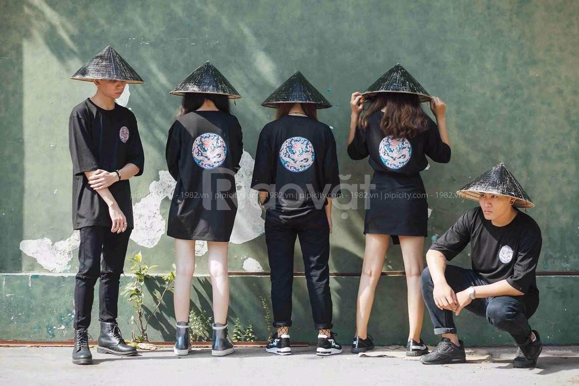May áo thun theo yêu cầu tại quận Tân Phú
