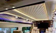 Bán xe Ford Transit Limosine sx15 bản presiden, nội thất mới tinh