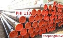 Thép ống đúc phi 125, phi 150, phi 168