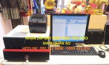 Máy tính tiền cho shop quần áo giá rẻ tại Tiền Giang
