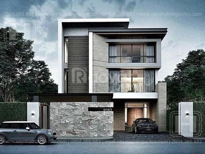 Nhận thầu xây nhà trọn gói