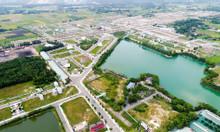 Đất thổ cư sổ hồng đường tỉnh lộ 9 đức hoà Long An, hạ tầng hoàn thiện