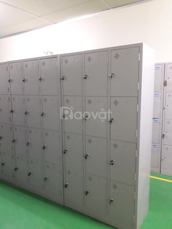 Sản xuất, cung cấp tủ sắt locker, tủ văn phòng