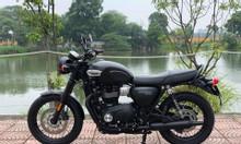 Triumph Bonneville T100 Black nguyên bản