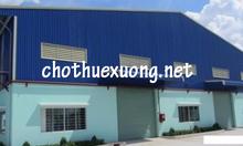 Cho thuê kho xưởng tại Hà Nội trong khu công nghiệp Nguyên Khê