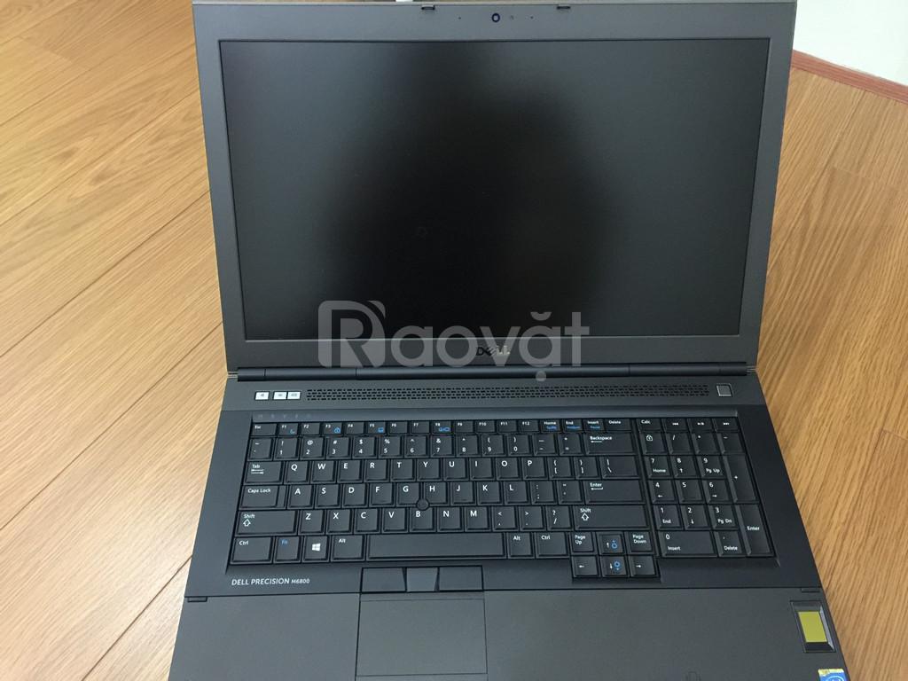 Dell Precision M6800 / i7 4800MQ / 16GB / SSD 256GB / VGA M6100