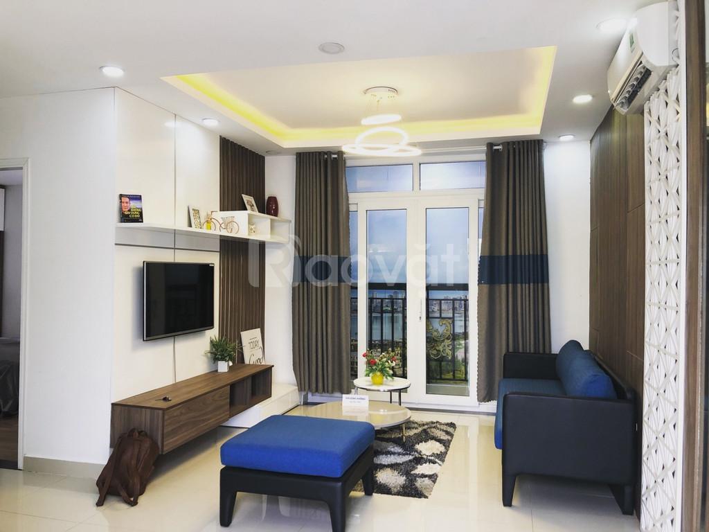 Căn hộ giá rẻ Quận 7 - mặt tiền Nguyễn Lương Bằng - 24 triệu/m2