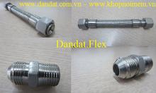 Ống bù trừ giãn nở chịu nhiệt cao, khớp nối chống rung inox, ống inox