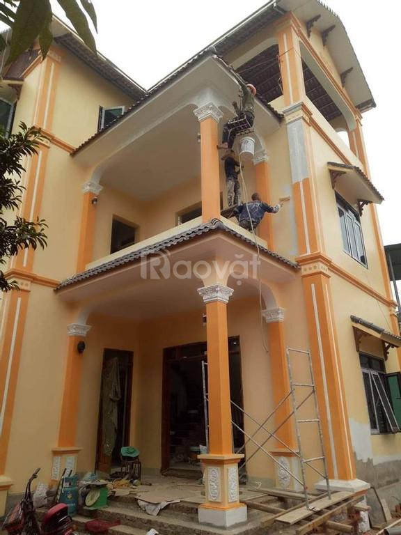 Thợ sơn nhà tại Hà Nội uy tín giá rẻ