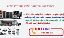 Đổ mực máy in rẻ tại Hà Nội chỉ 80.000 đồng