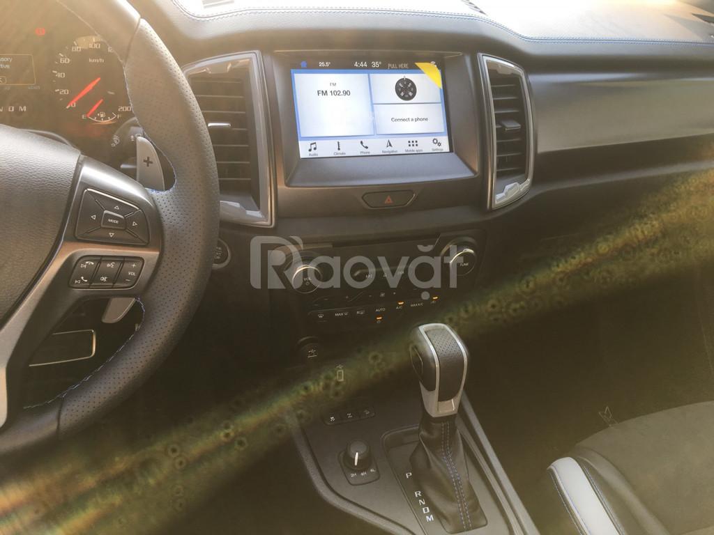 Ford Ranger Raptor, giao xe ngay
