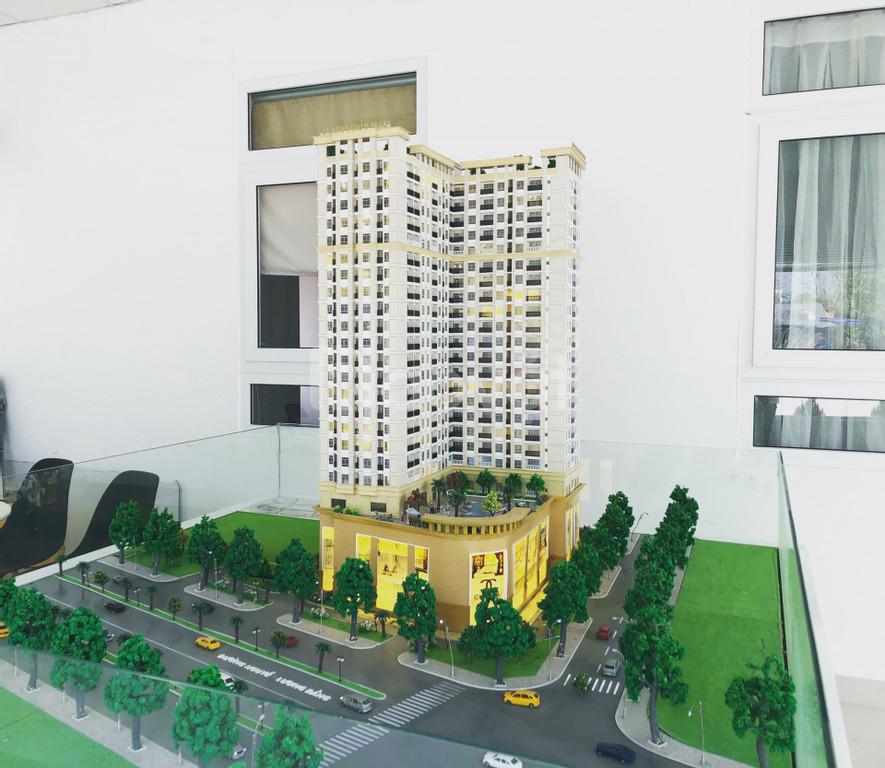 Căn hộ dự án Saigon South Plaza - mặt tiền Nguyễn Lương Bằng Q7