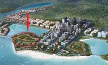 Shophouse mặt biển - Bán đảo 2 - trung tâm du lịch Bãi Cháy - Hạ Long