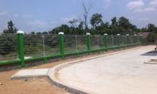 Thi công hàng rào lưới B40 giá rẻ tại Biên Hòa