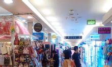 Bán shop Saigon Square quận 7 - Giá 200 Triệu căn 4m2 - Bàn giao 2020