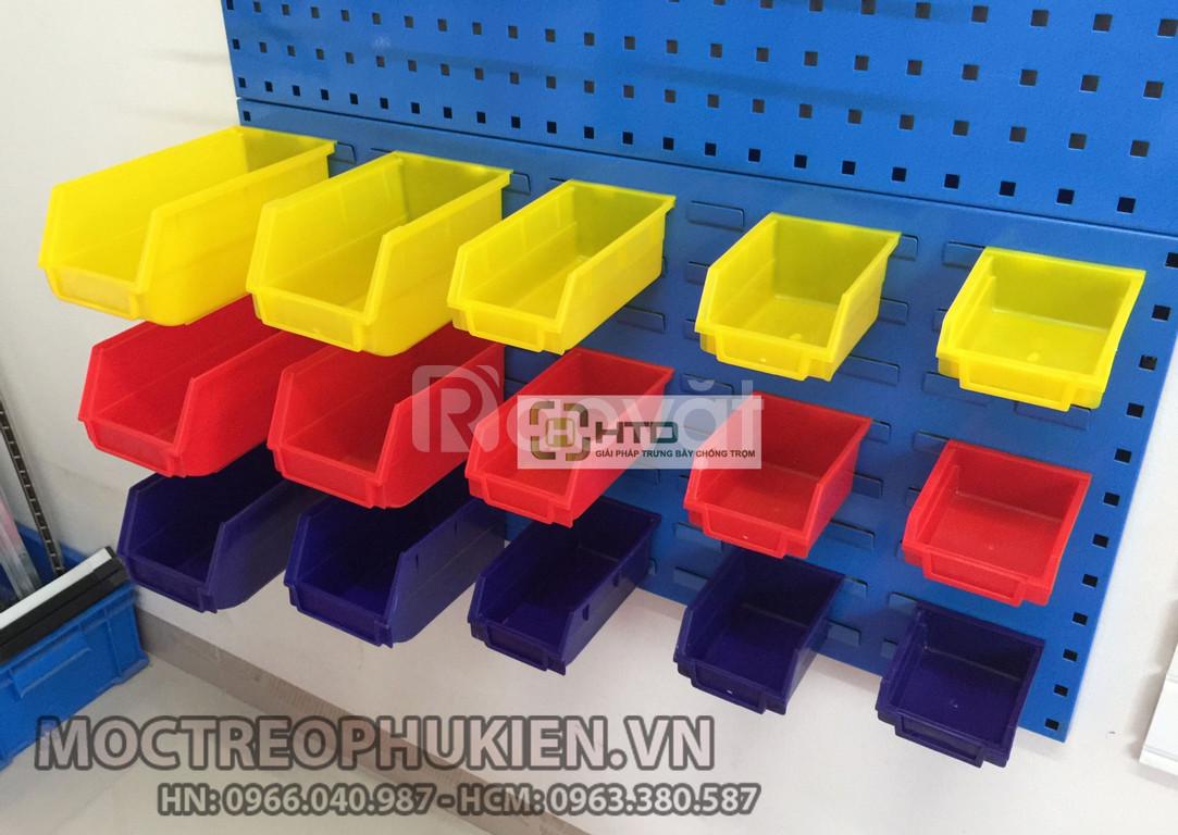Khay nhựa đựng dụng cụ, kệ đựng ốc vít, khay đựng linh kiện điện tử