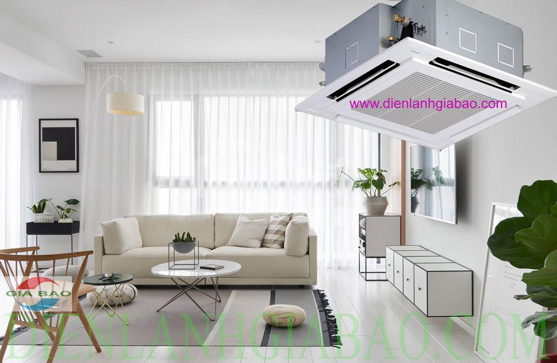 Máy lạnh âm trần Toshiba inverter 5Hp RAV-SE1251UP