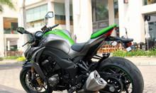 Kawasaki Z1000 date 2017 nguyên bản leng keng