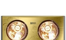 Đèn sưởi nhà tắm 2 bóng Kottmann K2B-H