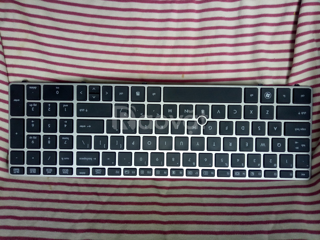 Bàn phím Laptop zin tháo máy HP Elitebook 8560p - 8570p - 6560b
