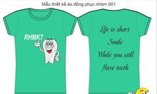 Nhận làm áo lớp, áo nhóm, áo kỉ niệm chất lượng!!!