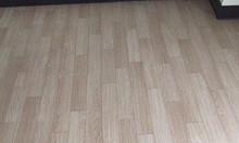 Sàn nhựa vân gỗ cửa hàng giá rẻ Hà Nội
