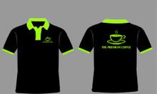 Chuyên sản xuất & may đồng phục áo thun quán cà phê, quán ăn uống