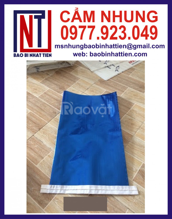 Bao PP dệt ghép màng metalize đựng thuốc thủy sản (ảnh 4)