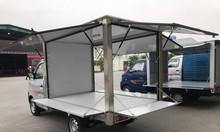 Xe tải Dongben 870kg thùng cánh dơi