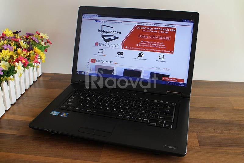 Laptop Toshiba chuẩn Made in Japan i7 8g 500G 15in mạnh mẽ