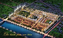 Bán lô đất đường B8 VCN Phước Hải, Nha Trang, 120m2(ngang 6), giá 45tr