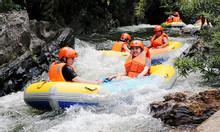 Giá vé trượt thác Hòa Phú Thành