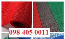 Thảm nhựa lưới giá rẻ khổ 1.2m