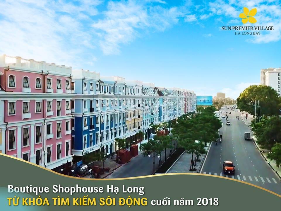 Cần mua lại 1 - 3 căn shophouse Hạ Long - Bãi Cháy Sungroup